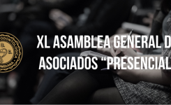 "XL Asamblea General de Asociados ""Presencial"" Extraordinaria 2019."