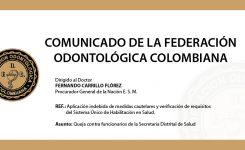 Comunicado de FOC a Procuraduría