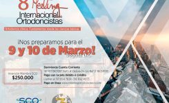 8 Meeting Internacional de Ortodoncistas