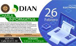 Charla Informativa Dian