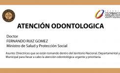 Atención Odontologica